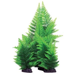 Hugo Broad Leaf Fern Green