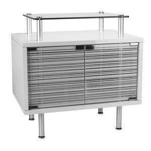 Brio 35 Cabinet White
